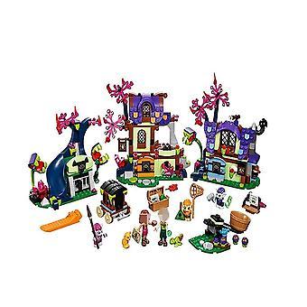 Elves Dragon Series, The Dragon Sanctuary Model Figures Building Blocks Kid