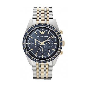 Emporio Armani AR6088 Tazio Men's Chronograph Watch