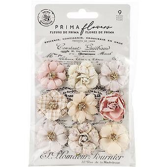 Prima Marketing Lavender Frost Flowers 12th Night