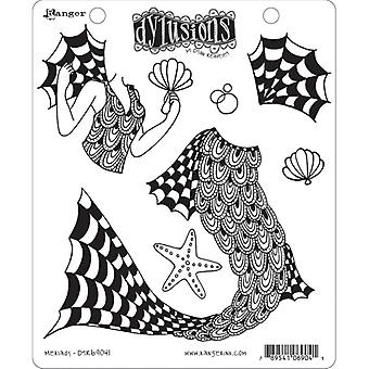 Dylusioner av Dyan Reaveley - Cling Stamp Sets - Merlady