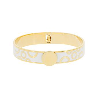 Armband rushes 'apos;TOKYO'apos; Multicolored emailgouden afwerking