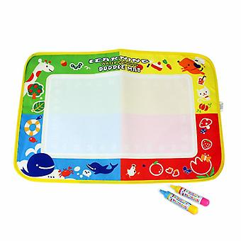 Magic doodle mat educational kids water drawing toys gift kt-19