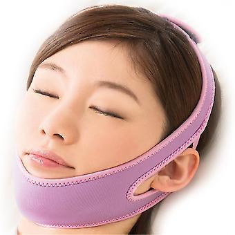 Anti-snore Belt Chin Strap Apnea Jaw Solution Support Sleep Stop Snoring Treatment