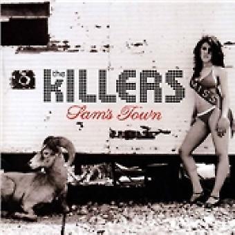 The Killers Sam es Town CD