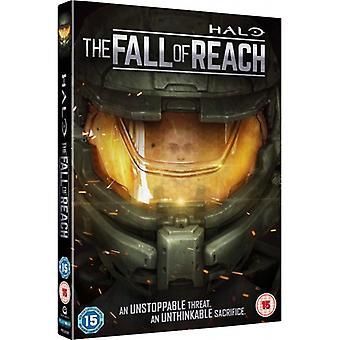 Halo: Fall of Reach DVD