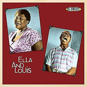 Ella Fitzgerald & Louis Armstrong - Ella & Louis Vinyl