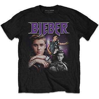 Justin Bieber - JB Hommage Unisexe XX-Large T-Shirt - Noir
