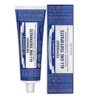 Dr.Bronner's All-In One Toothpaste Spearmint, 5 Oz