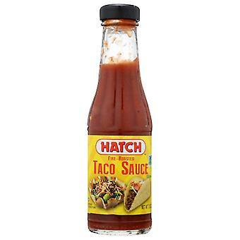 Hatch Sauce Taco Fire Roasted, Case of 12 X 7.5 Oz