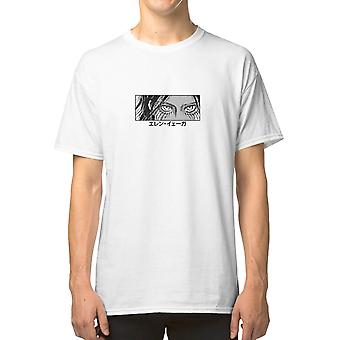 Eren Yeager - Attack på Titan T skjorta mikasa armin bertolt