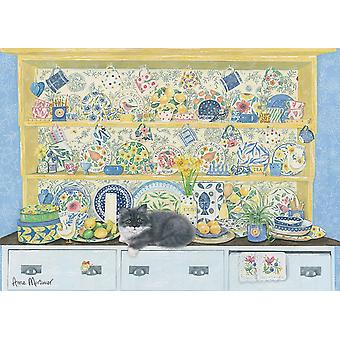 Otter House Marie Curie - Home Sweet Home Jigsaw Puzzle (1000 Pieces)