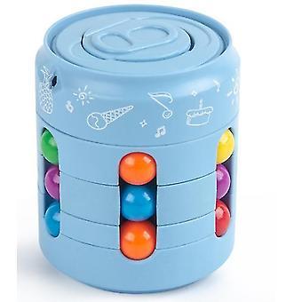 Ujjbegyek, Rubik-kockajátékok, Ismeretterjesztő gyermekintenzió fejlesztése, Dekompresszió
