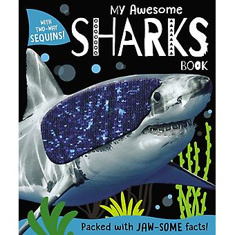 My Awesome Sharks Book by Ltd Make Believe Ideas