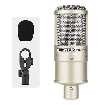 TAKSTAR PC-K200 Cardioid-directional Condenser Recording Microphone
