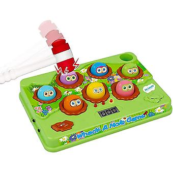 Colorful Whac-a-mole Toy Electronic Arcade Game For Kids (bilingual)