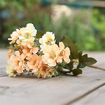 Kimppu näädän tekosilkki kukka, Näädän häät koti sisustus, Fake Rose