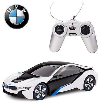 BMW i8 Radio Controlled Car 1:24 Skala Oficjalny licencjonowany produkt