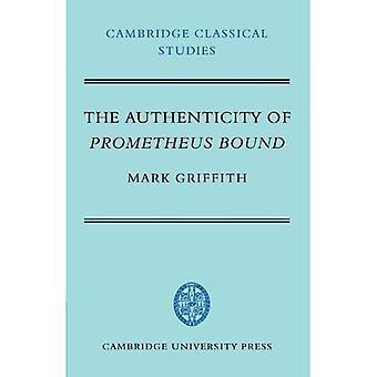 The Authenticity of Prometheus Bound