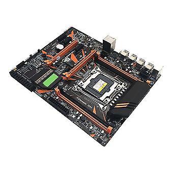 F19e x99 lga2011-v3 professionele 4-kanaals ddr4 64g sata 3 desktop computer moederbord module