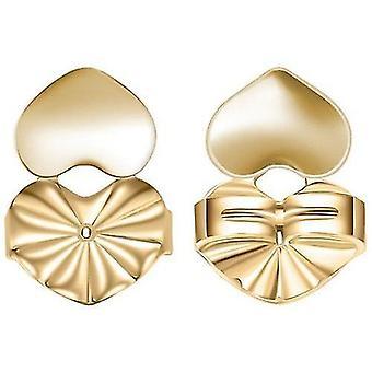 Ohrringe Ohrring Rücken Unterstützung Schmetterling hebt Schmuck Accessoires