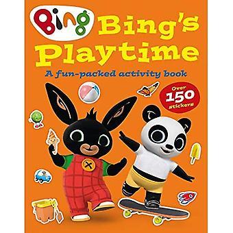 Bingin leikkiaika: Hauska aktiviteettikirja