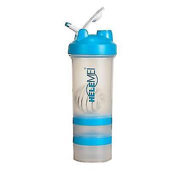 Hankaa ravistus kuppi proteiinijauhe pirtelö cup urheilu fitness vesi kuppi vaa'an pilleri laatikko