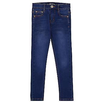 Firetrap Kids Skinny Jeans Trousers Bottoms Pants Pure 100%Cotton