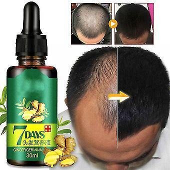 Ginger Hair Growth Essence - Germinal Hair Growth Sérum Essence Huile