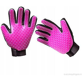 Pet Glove Épilation Brosse de bain