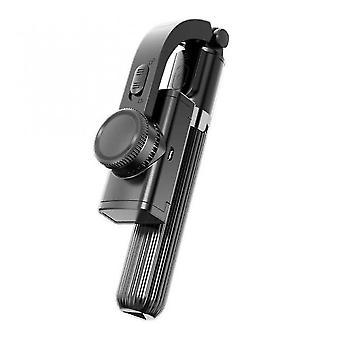 Caraele Mobile Phone Stabilizer Selfie Tripod Handheld Gimbal Stabilizer Wireless Bluetooth Anti-shake Selfie Stick Vlog Video Shooting