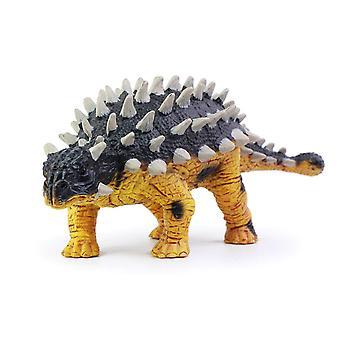 Jurassic Period Saichania Simulation Dinosaur  Model Boy Child Birthday Gift|Action Figures