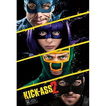 Kick-Ass 2 [DVD] USA import