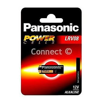 Panasonic LRV08 Alkaline Security Battery 12V (23A / MN21) - Pack of 10