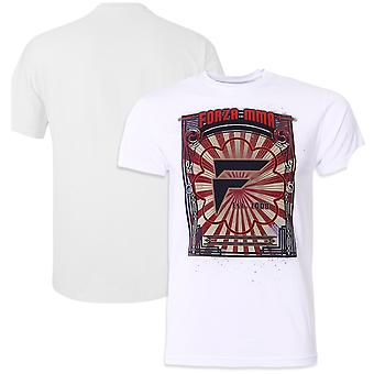 "Forza Sports ""Awakening"" MMA T-Shirt - White"