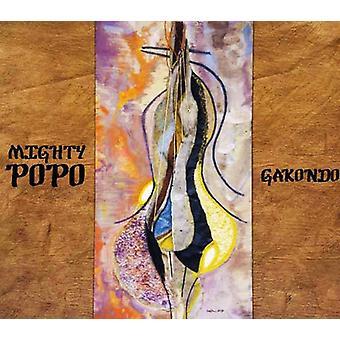Mighty Popo - importer des USA Gakondo [CD]