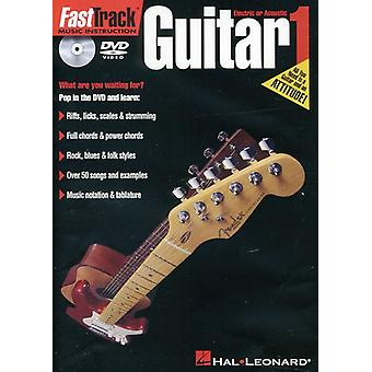 Guitar Method 1 [DVD] USA import