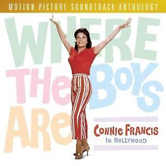 Connie Francis - où les garçons sont importation USA (Compilation de Mgm) [CD]