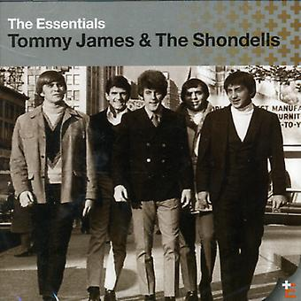 Tommy James & the Shondells - Essentials [CD] USA import