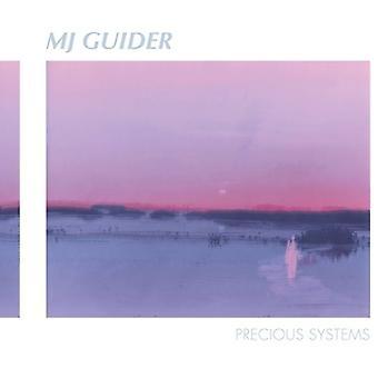 Mj Guider - Precious Systems [Vinyl] USA import