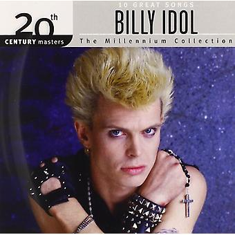 Billy Idol - Millennium Collection: 20th Century Masters [CD] USA import
