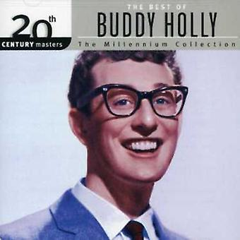 Buddy Holly - Millennium Collection-20th Century Masters [CD] USA import