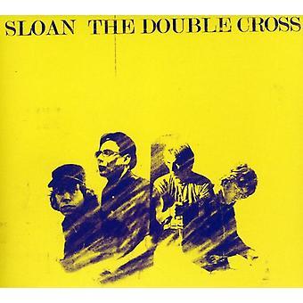 Sloan - Double Cross [CD] USA import