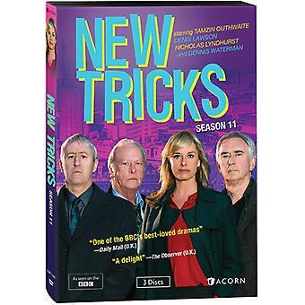 Uusia temppuja: Kausi 11 [DVD] USA tuonti