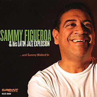Sammy Figueroa - et Sammy Walked en importation USA [CD]