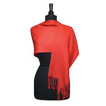 بياجيو 100٪ الصوف باشمينا وشاح الصلبة المرأة شال التفاف الأوشحة