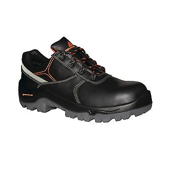 Delta Plus Mens Phocea Composite Water Resistant Leather Safety Shoes