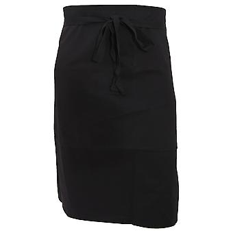 Dennys Ladies/Womens Economy Wasit Workwear Apron No Pocket