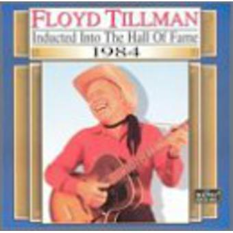 Floyd Tillman - 1984-Country Music Hall of Fame [CD] USA import