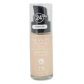 Revlon ColorStay Foundation No. 110 Ivory - Normal / Dry  Skin