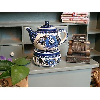Teapot warmer, miniature, unique 2 - BSN 1738